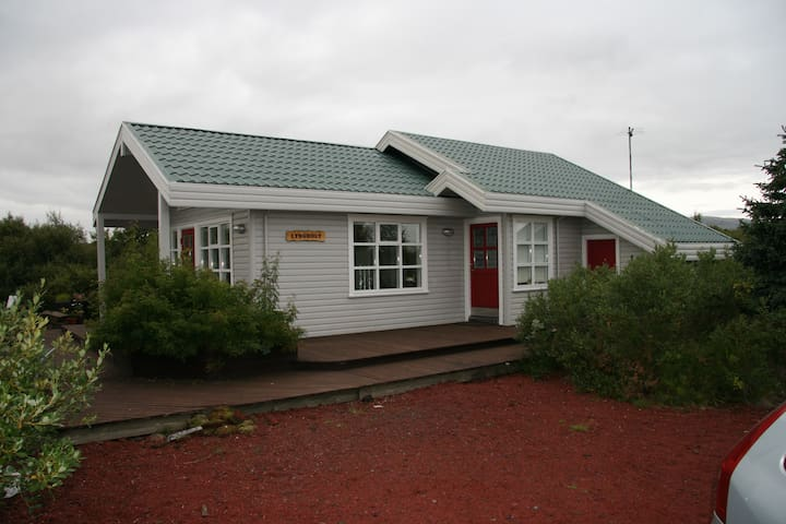 Country house on the Golden Circle 45 min from rvk - Selfoss - Casa