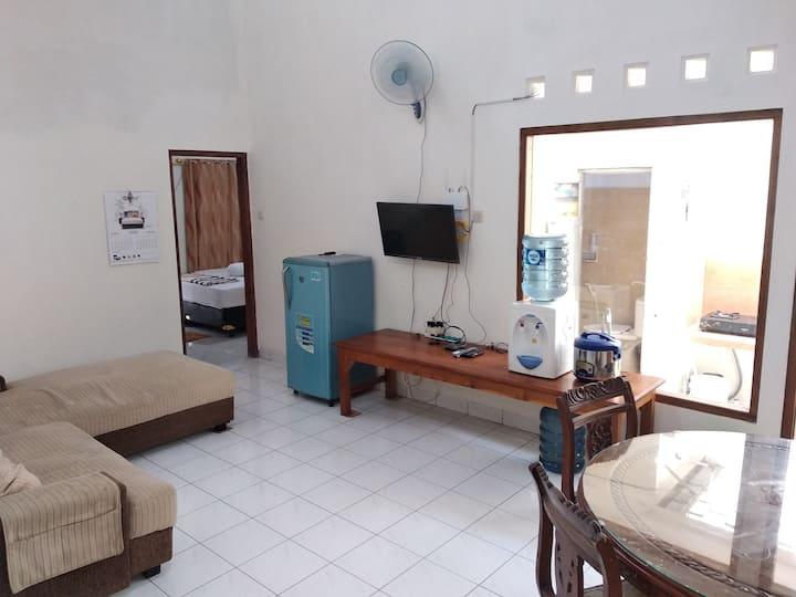 Hana Homestay Yogyakarta dekat Malioboro, Monjali