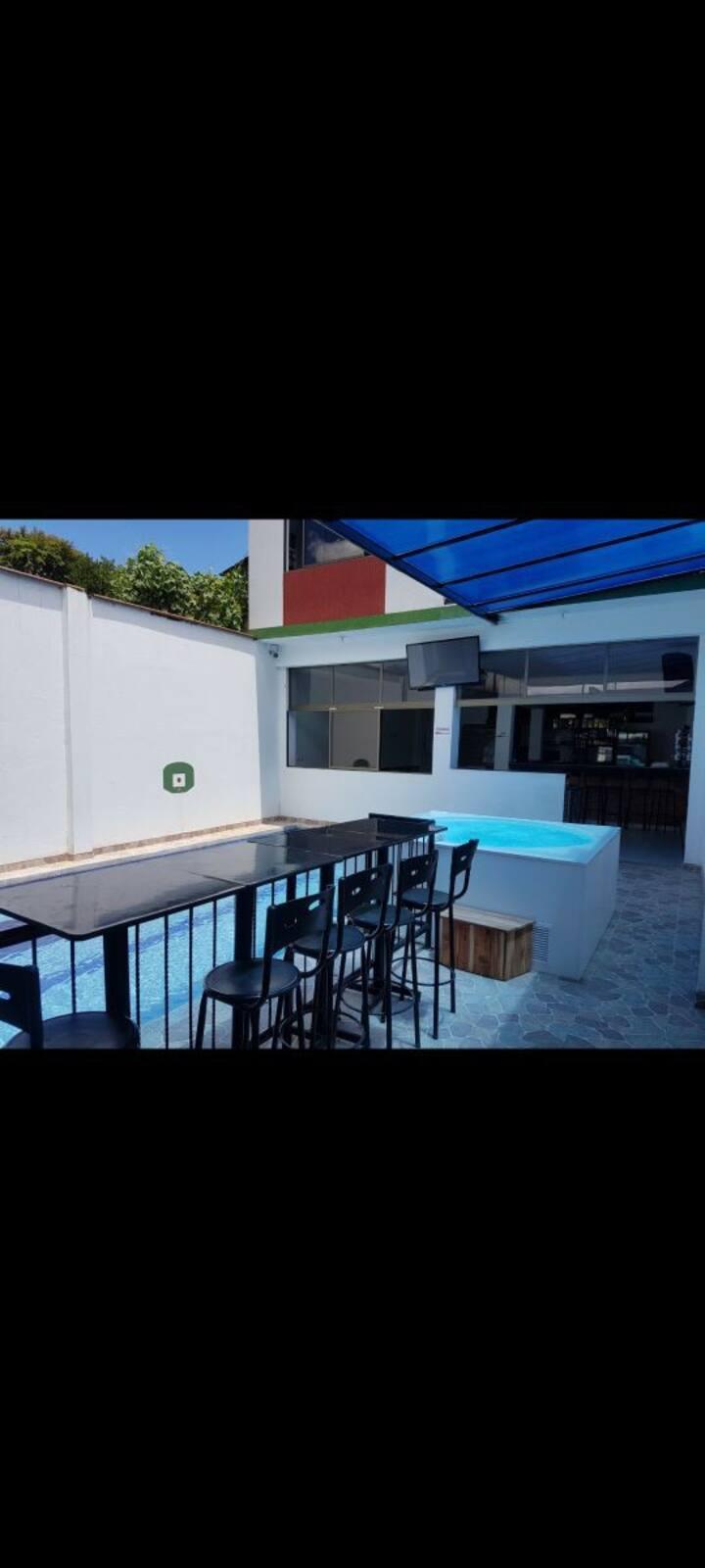 Hotel San Fernando Zetaquira
