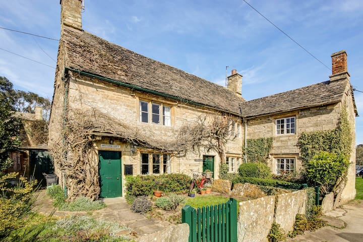 Traditional Cotswold Cottage in a stunning village - Filkins - Rumah