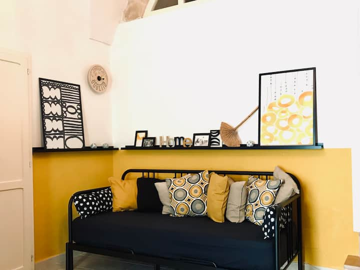 Relaxing apartment in Lecce Historic Centre