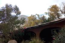 Chile, Valle de Elqui, Peralillo Casa de campo