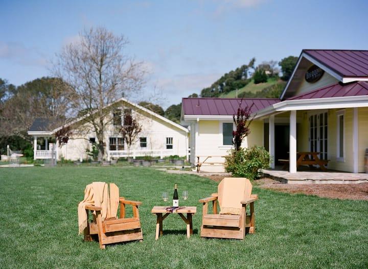 The Craftsman Cottage at Lichen Estate
