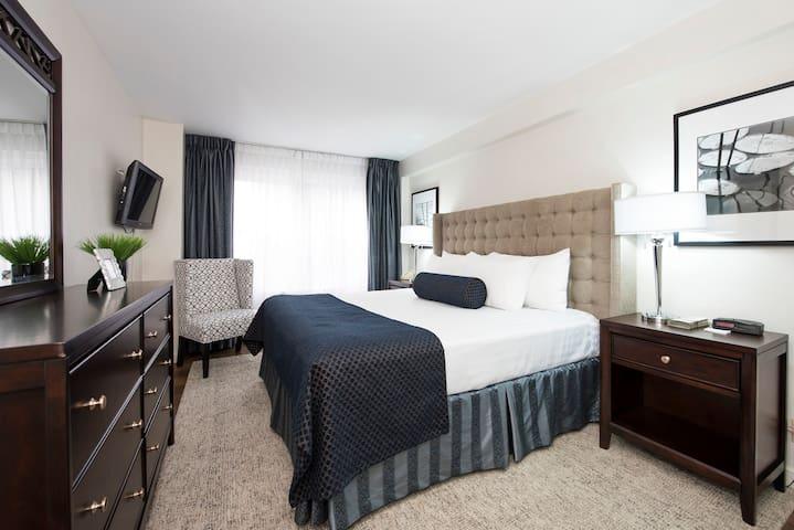 Beautiful One bedroom in Midtown Manhattan