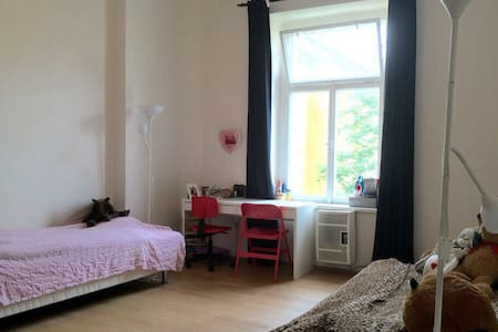 Nice flat near subway - Moscou