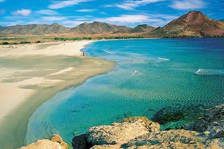duplex de lujo a 1 min de la playa - Cabo de Gata - 타운하우스