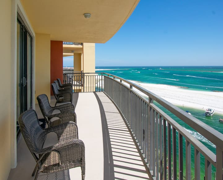 Emerald Grande 726- 4 bd/4ba - Wrap Around Balcony