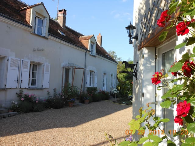 Restored farmhouse near Chenonceau - Saint-Georges-sur-Cher - Bed & Breakfast