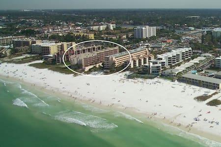 Siesta Breakers - 6th Floor - 604 - Sarasota - Condominium