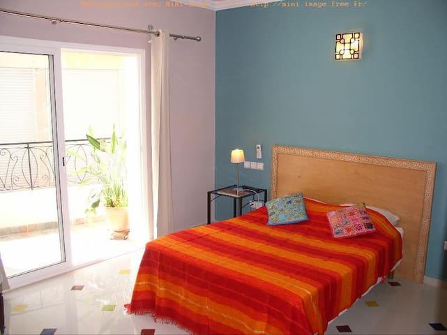 Chambre dans quartier calme - Fez - Apartamento