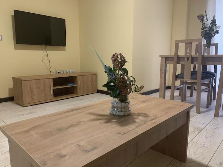 Apartamento 1ºB con 2 habitaciones, en Arenas de San Pedro