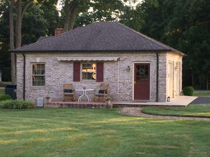 Little Brick Cottage