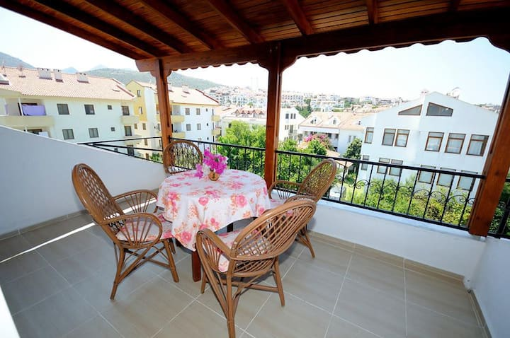 Kaya Apart Datca One Bedroom Apartment Next To Sea