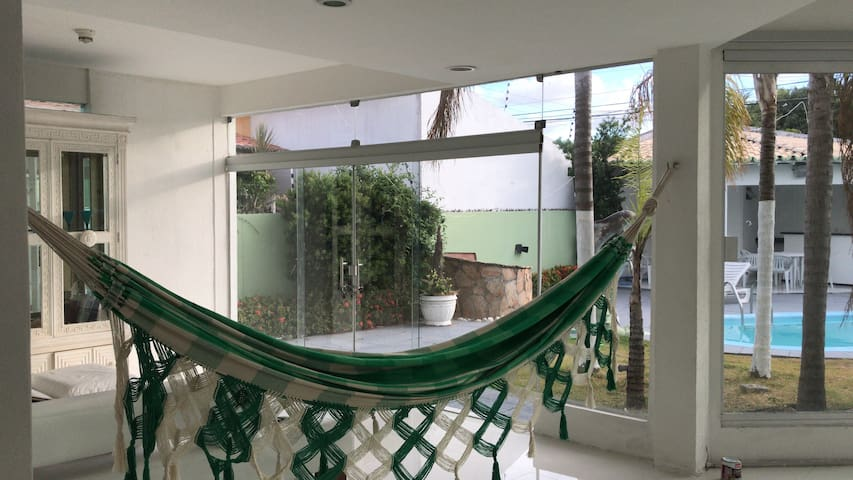 Wonderful Guest House in Ponta Negra, Natal