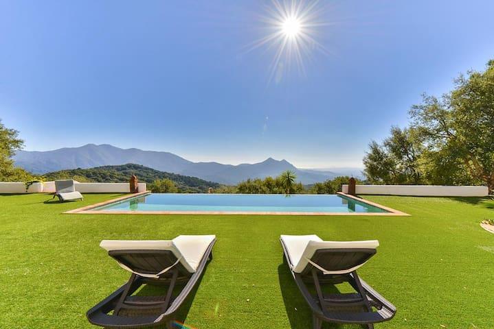 Bella Vista The Times Top Ten villa Gaucin sleeps8