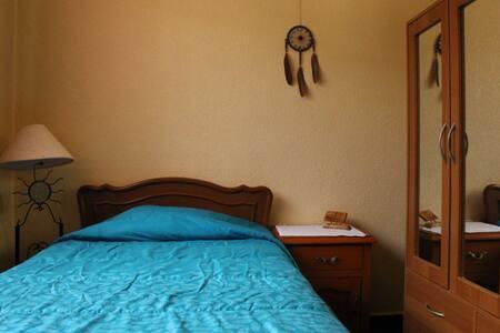 Casa Clarita (2), hab. básica, cómoda y céntrica