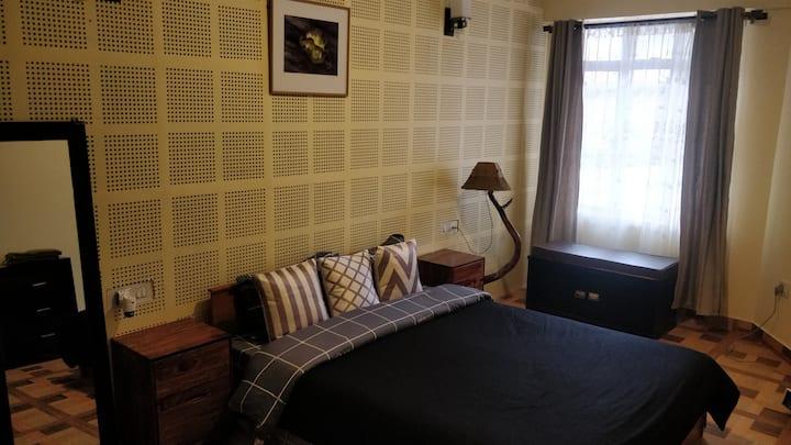 Roseville (Room 1) - for 2 guests