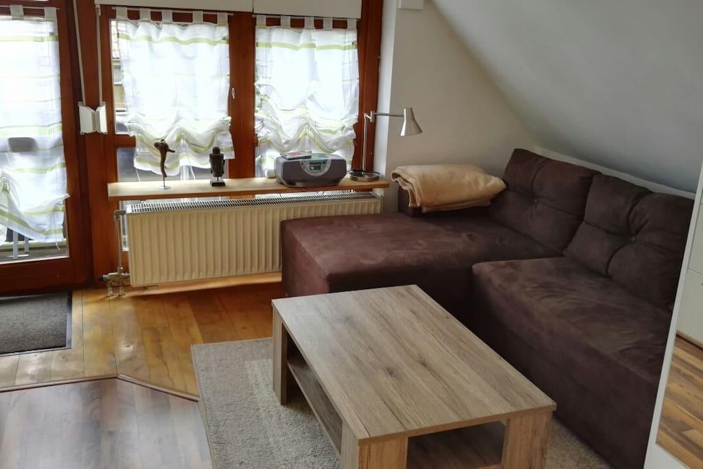 Wohnbereich - Living room