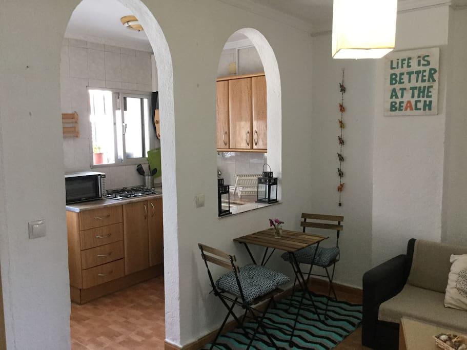 Estupendo apartamento playero condomini in affitto a - Riscaldamento alternativo in casa in affitto ...