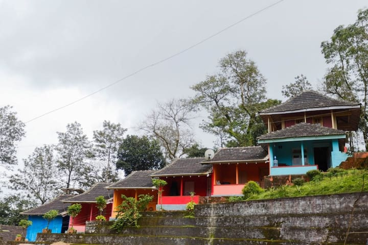 Hilltop stay experience in Somwarpet - Somwarpet - Andere
