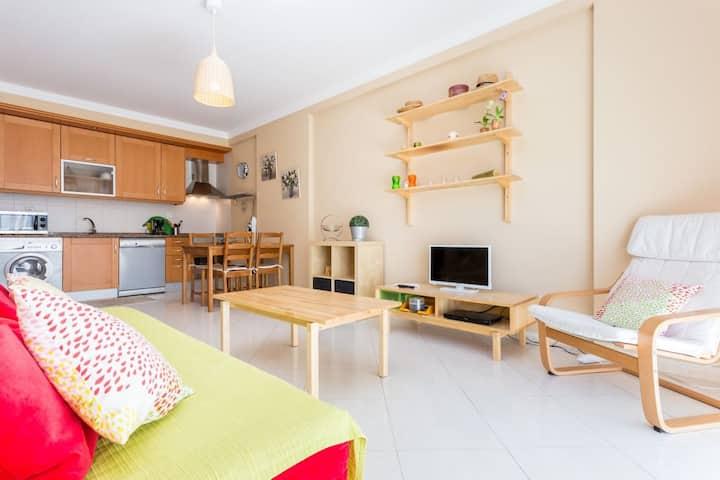 Appartement Précieux (Near beach, mall, downtown)