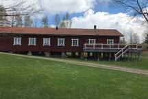 Lodge Långhalsen