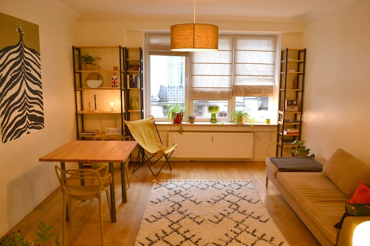 Modern & Ideally Located 1 Bedroom Apartment