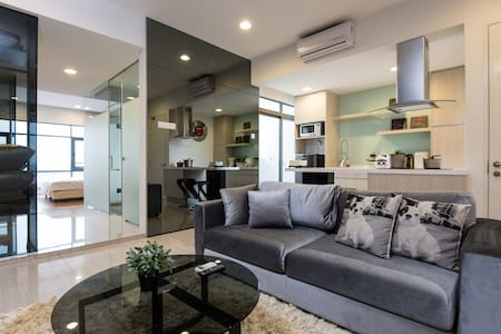 PJ New Suite Studio w full amenity - Petaling Jaya - Apartment