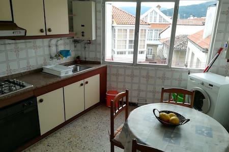 Apartamento en el centro de Muros