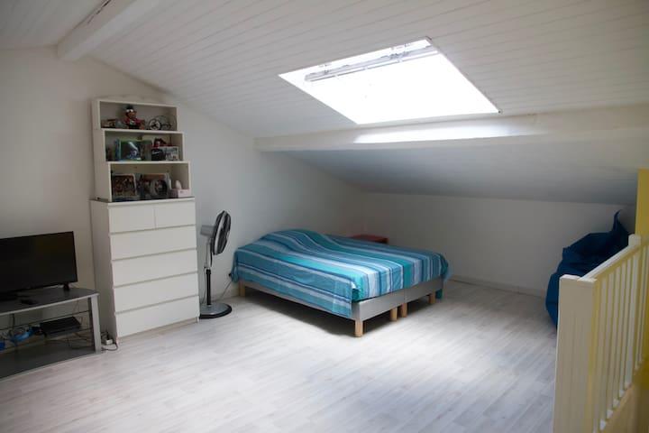 chambre privée aux Capucins