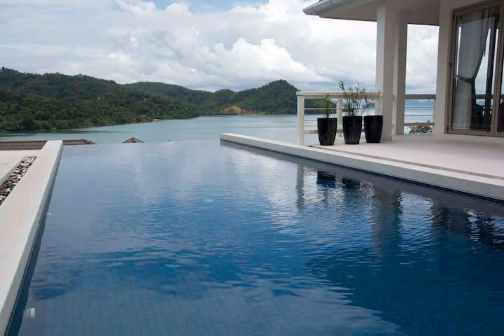 VILLA DAMIA - 5 Bed Pool Villa Phang Nga Sea View - Ao Noi - Villa
