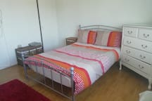 Double room in cute and cozy maisonette
