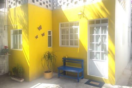 Luminoso estudio en Coyoacán - Ciudad de México