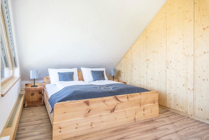 Rustikal-modernes Chalet in den Lungauer Alpen