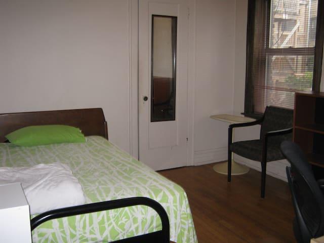 芝加哥大学医院/校园室房间