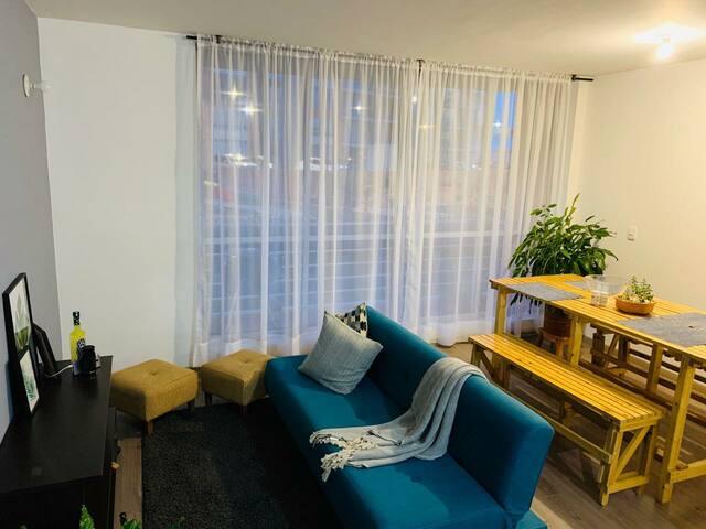 Habitación confortable en Zipaquira
