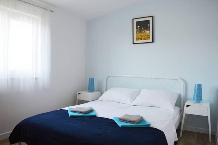 Sea view Apartment Neva (4+0), Baska Voda