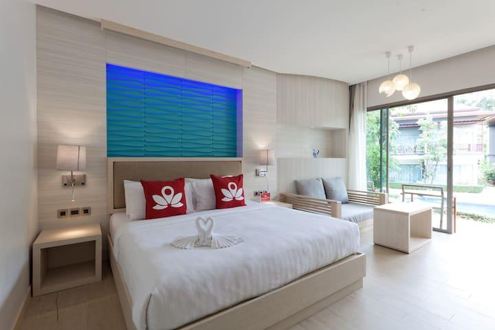 Charming Room at Panwa Beach - Phuket - Bed & Breakfast