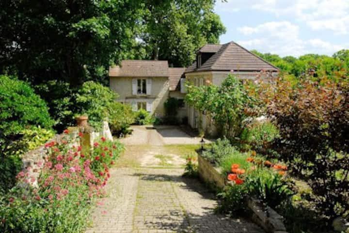 Countryside next to Paris