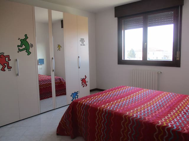 Appartamento indipendente a pochi km dalla città - Occhiobello