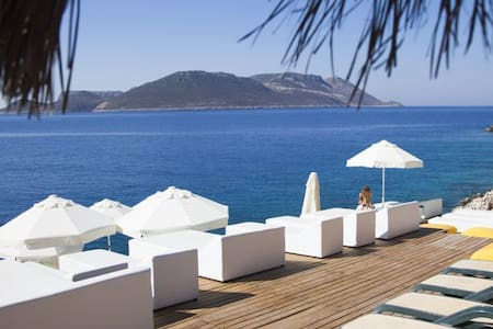 VILLA HOTEL TAMARA - Kaş - Bed & Breakfast