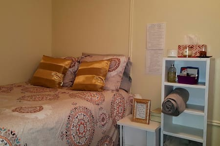 Private, cozy room 60 seconds to Grand Central! - Нью-Йорк - Квартира