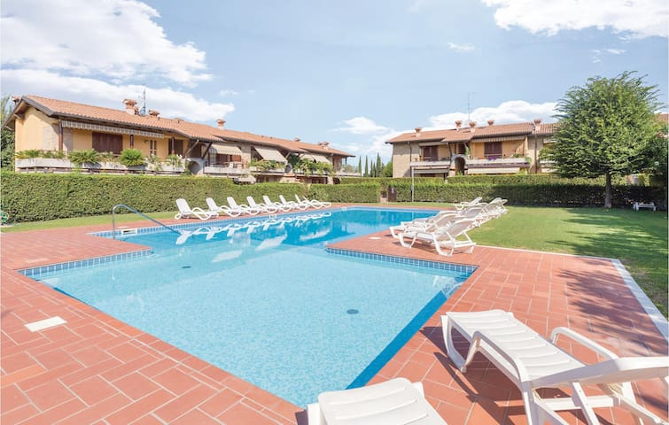 Holiday apartment with 1 bedroom on 50m² in Lazise -VR-