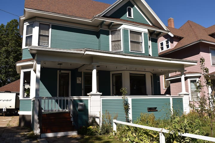 East side historic home!  Brand new listing!