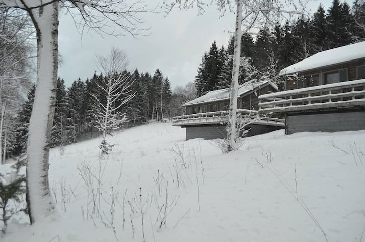 "Chalet ""Le Forestier""."