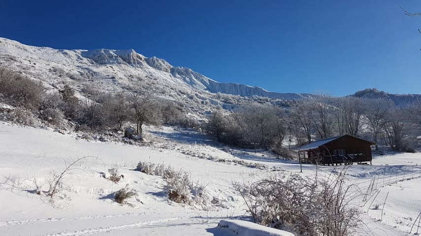 Chalet en montagne, dans le cœur du Massif des Monges