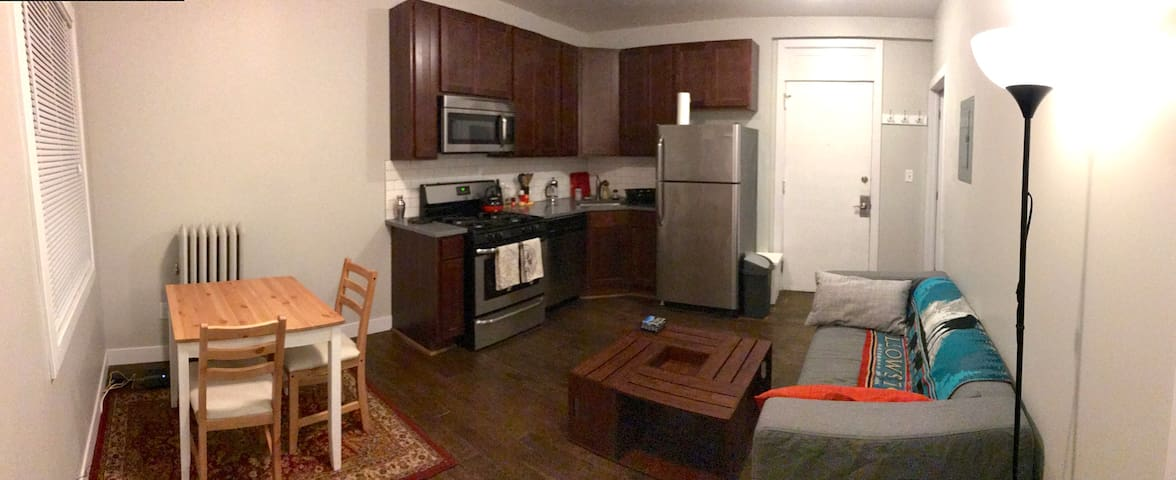 Newly Remodeled One Bedroom near Downtown Mpls - Minneapolis - Apartment