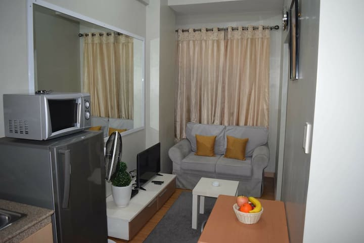 Cozy 1-bedroom condo unit - Marikina City