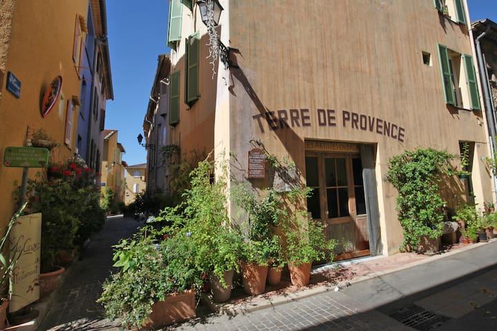 Chambre dans une maison de village Mouans-Sartoux - Mouans-Sartoux