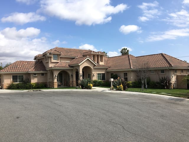 Beautiful Orange County Home - North Tustin - Huis